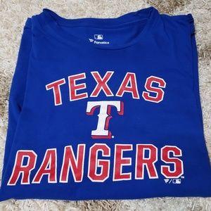 Texas Rangers Tshirt
